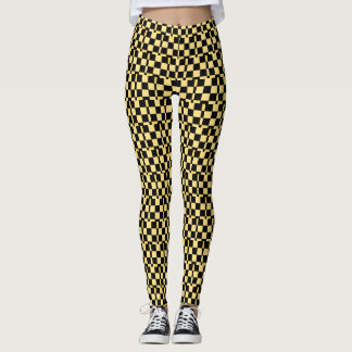 Optical Fashion Chic Leggings for Her