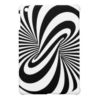 Optical Illusion 3D Spiral Cover For The iPad Mini
