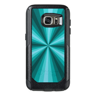 Optical Illusion Aqua Otterbox Phone Case