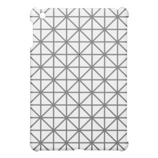 optical illusion background pattern texture geomet cover for the iPad mini