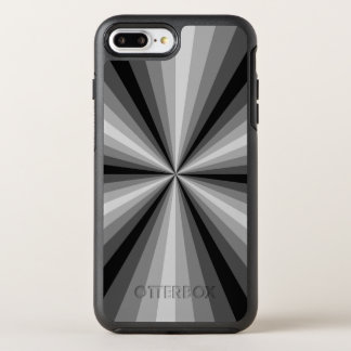 Optical Illusion Black Otterbox Phone Case