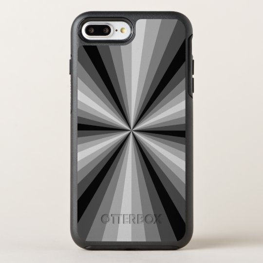 Optical Illusion Black Otterbox Phone Case