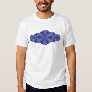 Optical Illusion Blue Kid's and Baby Dark Shirt