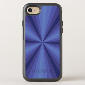 Optical Illusion Blue Otterbox Phone Case