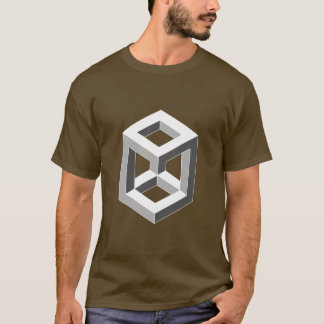 Optical Illusion - Box T-Shirt