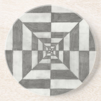 optical illusion coaster
