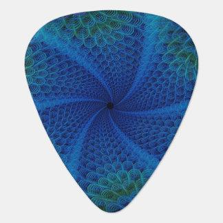 Optical Illusion Guitar Pick