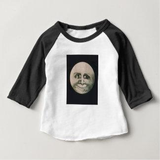 Optical Illusion - Moon Love Baby T-Shirt