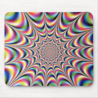 optical illusion mousemat