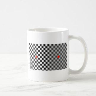 optical illusion - same 1 coffee mug