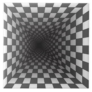 OPTICAL ILLUSION TILE