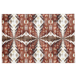 Optical Illusion Vintage Pattern Doormat