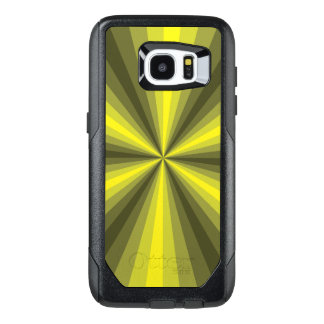 Optical Illusion Yellow Otterbox Phone Case