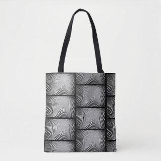 Optical Illusions Tote Bag