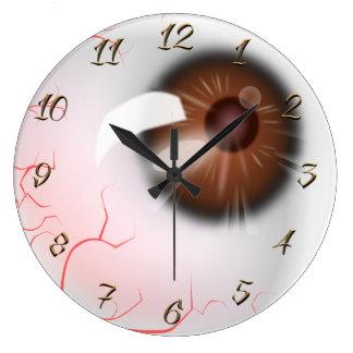Optical Large Clock