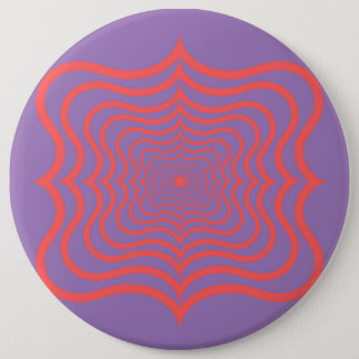 Optical web 6 inch round button