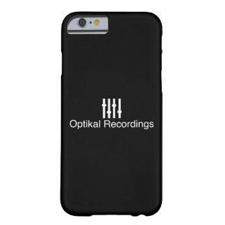 Optikal Recordings Phone Case