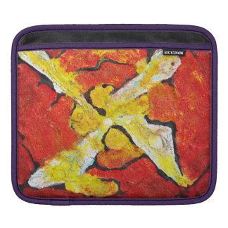 Optimism - Abstract Ipad sleeve