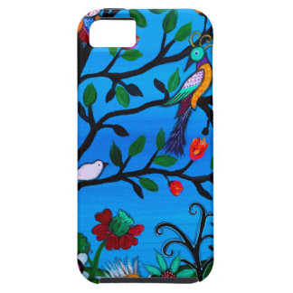 OPTIMISM BIRDS TREE OF LIFE CASE FOR THE iPhone 5