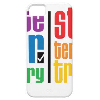 Optimist iPhone 5 Cover