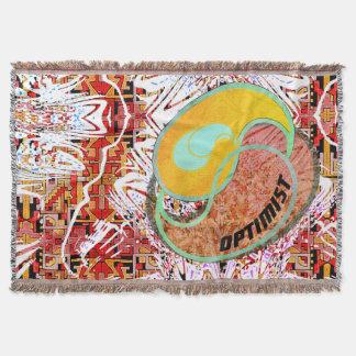 Optimist Modern Pattern Blanket