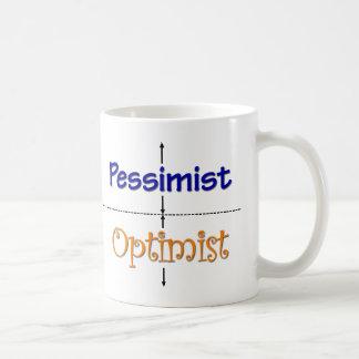 Optimist-Pessimist Mug