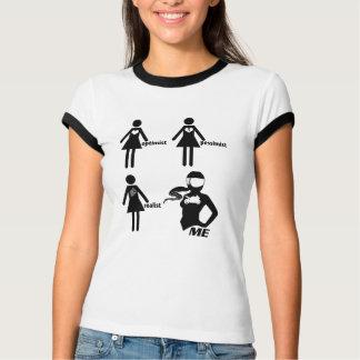 Optimist • Pessimist • Realist • ME!! T-Shirt