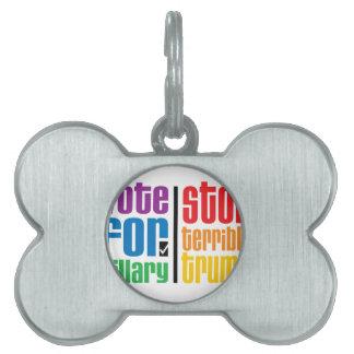 Optimist Pet ID Tag