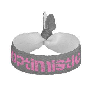 optimistic hair tie
