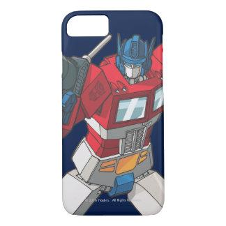 Optimus 2 iPhone 7 case