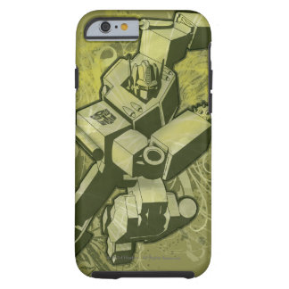 Optimus - Leafy Burst 2 Tough iPhone 6 Case