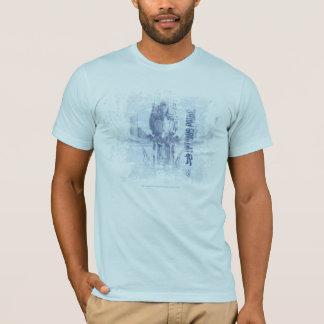 Optimus Prime Blue Bust T-Shirt