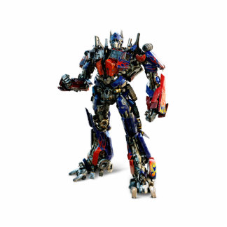 Optimus Prime CGI 2 Standing Photo Sculpture