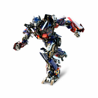 Optimus Prime CGI 3 Standing Photo Sculpture