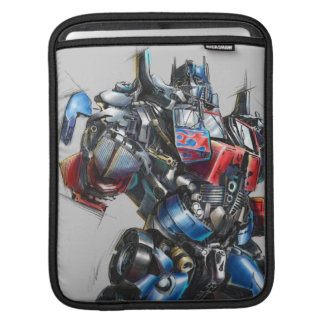 Optimus Prime Sketch 2 iPad Sleeve