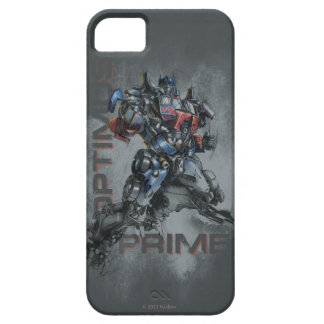 Optimus Prime Stylized Sketch iPhone 5 Covers