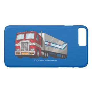 Optimus Truck Mode iPhone 7 Plus Case