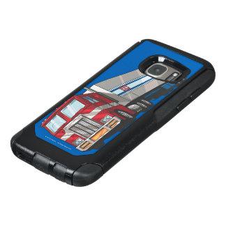 Optimus Truck Mode OtterBox Samsung Galaxy S7 Case