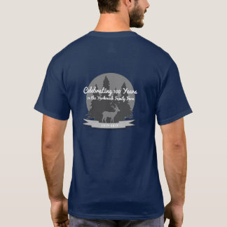Option 2 Yurkovich Family Reunion Shirt  Navy Blue