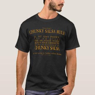 Optional GM Rules #1: The Chunky Salsa Rule T-Shirt