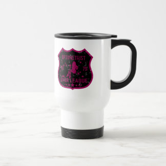 Optometrist Diva League Travel Mug