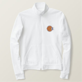 Optometrist Embroidered Jackets