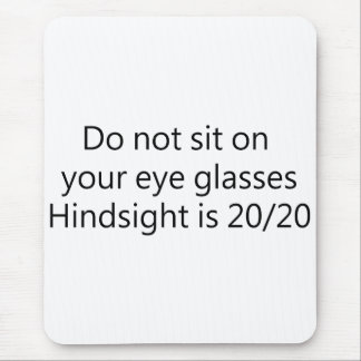 Optometrist Mouse Pad