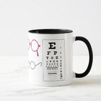 Optometrist Ophthalmologist Eye Destiny Destiny'S Mug
