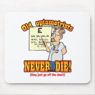 Optometrists Mouse Pad