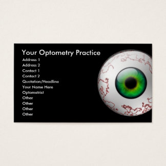 Optometry card