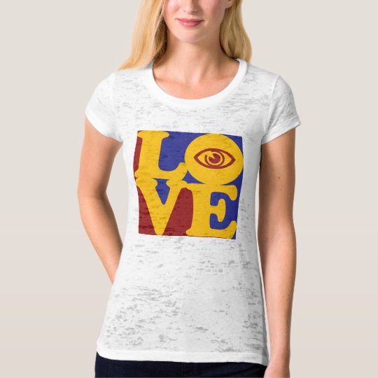 Optometry Love T-Shirt