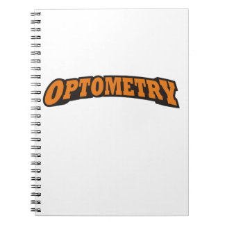 Optometry Notebooks