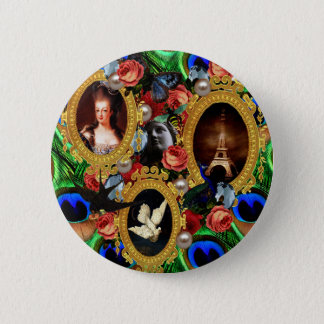Opulence 2 Inch Round Button