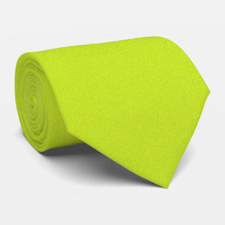 OPUS 1111 Electric Lime Tie